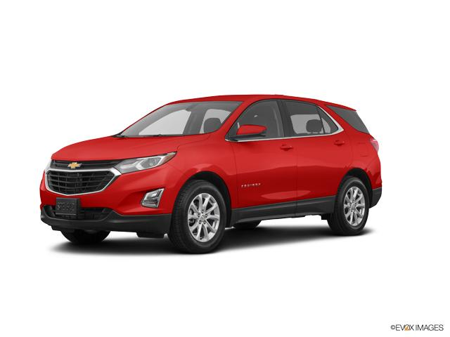 2018 Chevrolet Equinox Vehicle Photo in Hyde Park, VT 05655