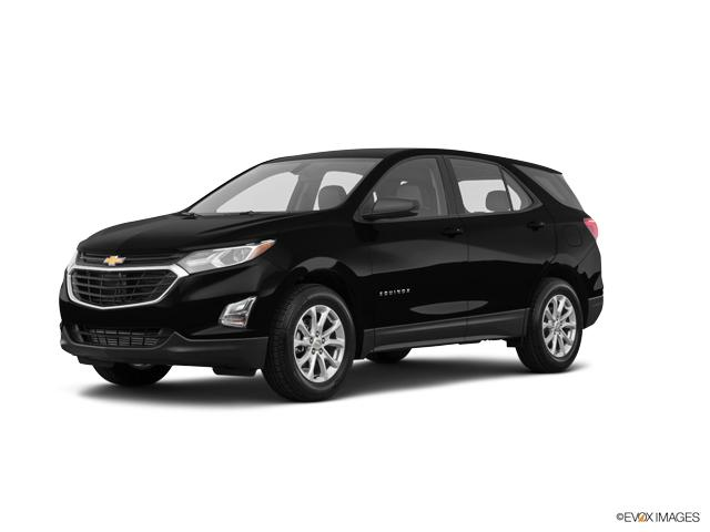 2018 Chevrolet Equinox Vehicle Photo in San Angelo, TX 76903