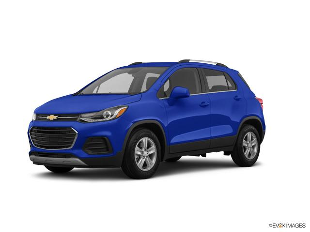 2017 Chevrolet Trax Vehicle Photo in Madison, WI 53713