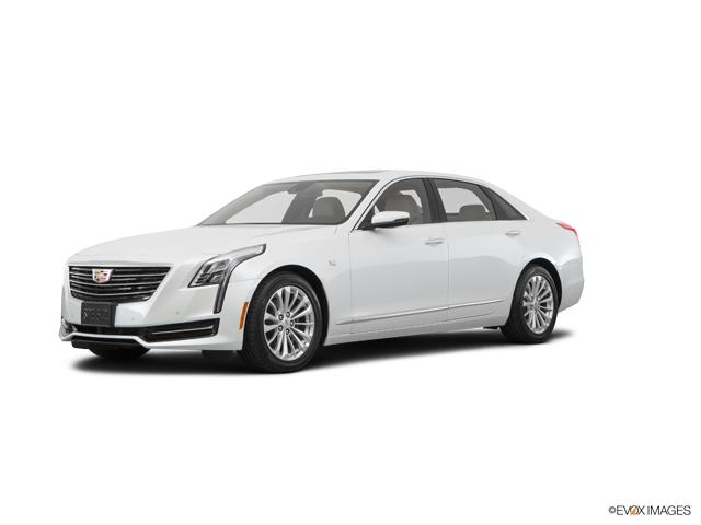 2018 Cadillac CT6 Sedan Vehicle Photo in Grapevine, TX 76051