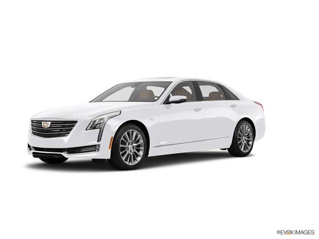 2018 Cadillac CT6 Sedan Vehicle Photo in Portland, OR 97225