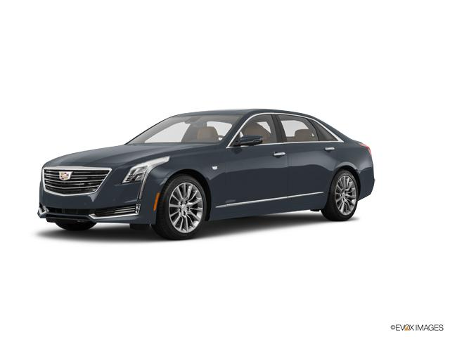 2018 Cadillac CT6 Sedan Vehicle Photo in Baton Rouge, LA 70809