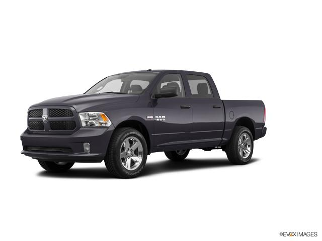 2017 Ram 1500 Vehicle Photo in Casper, WY 82609