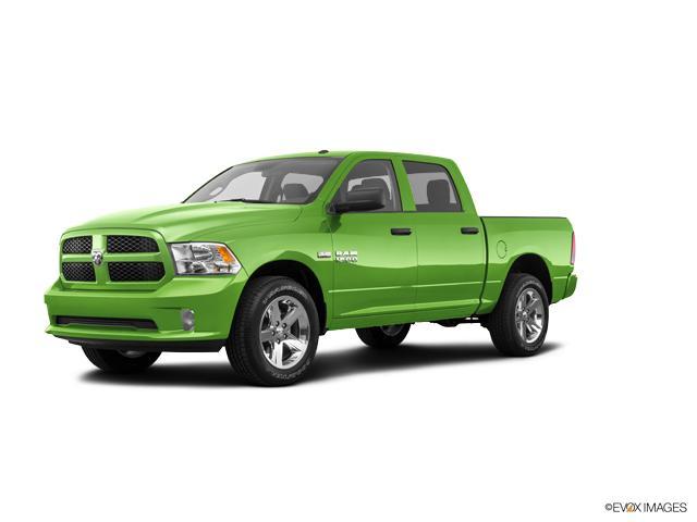 2017 Ram 1500 Vehicle Photo in Burlington, WI 53105