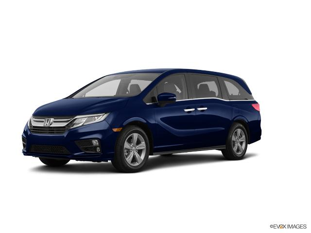 2018 Honda Odyssey Vehicle Photo in Bend, OR 97701