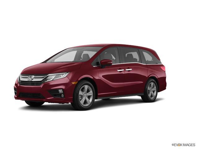 2018 Honda Odyssey Vehicle Photo in Las Vegas, NV 89146