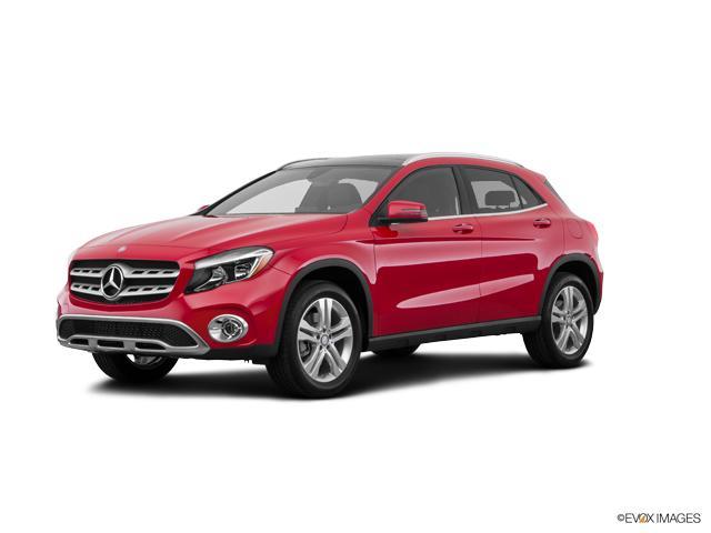 2018 Mercedes-Benz GLA Vehicle Photo in Bedford, TX 76022