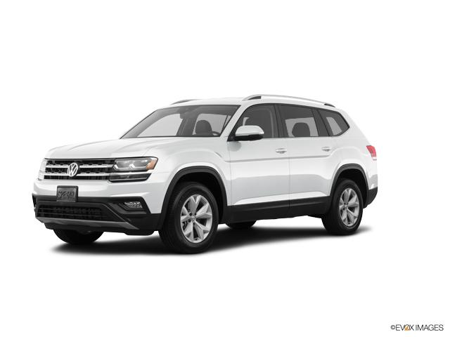 2018 Volkswagen Atlas Vehicle Photo in San Antonio, TX 78257