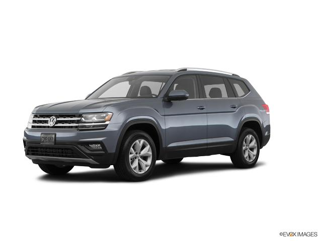 2018 Volkswagen Atlas Vehicle Photo in Oshkosh, WI 54904