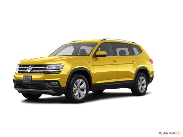2018 Volkswagen Atlas Vehicle Photo in Denver, CO 80123