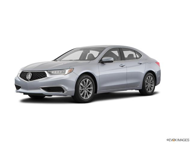 2018 Acura TLX Vehicle Photo in Modesto, CA 95356