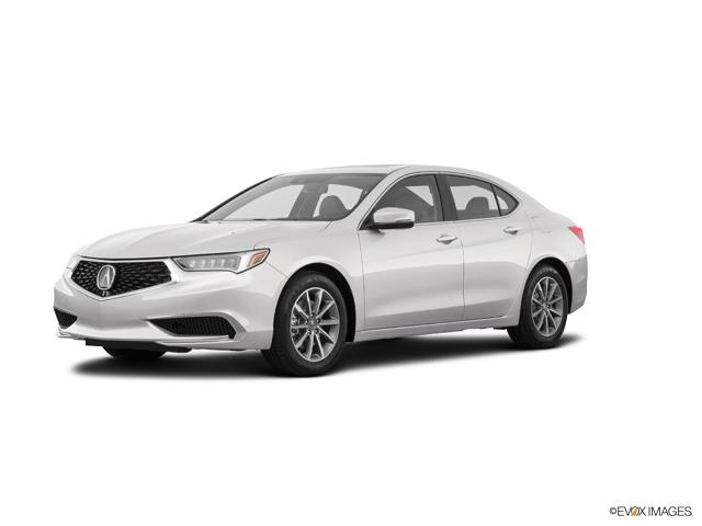 2018 Acura TLX Vehicle Photo in CONCORD, CA 94520