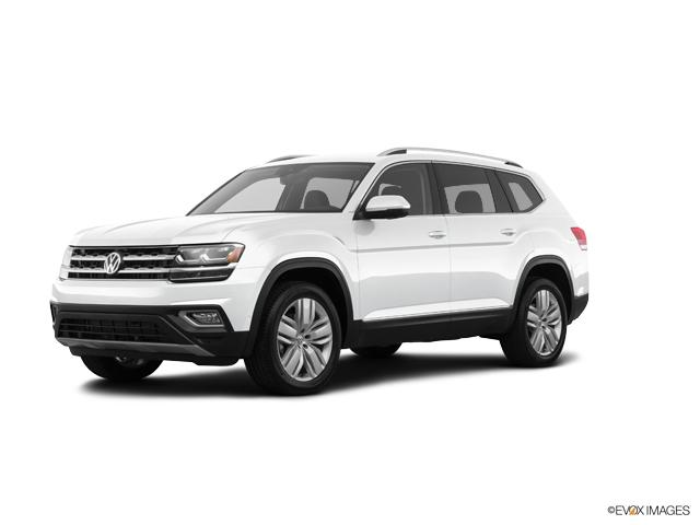 2018 Volkswagen Atlas Vehicle Photo in Honolulu, HI 96819