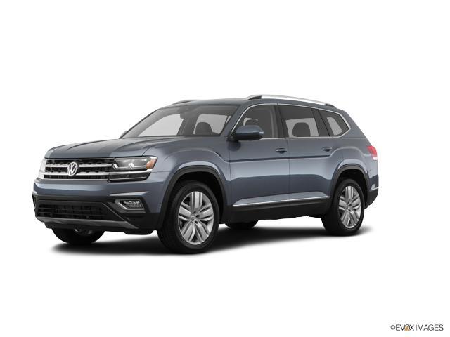 Certified 2018 Volkswagen Atlas For Sale In Weatherford Tx Southwest Volkswagen