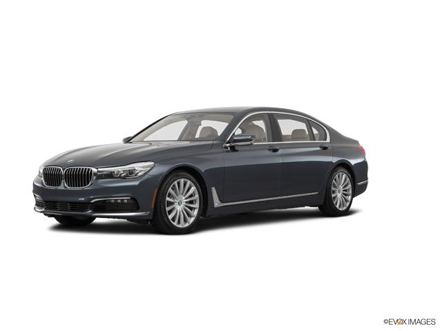 2018 BMW 740i Vehicle Photo in Charleston, SC 29407