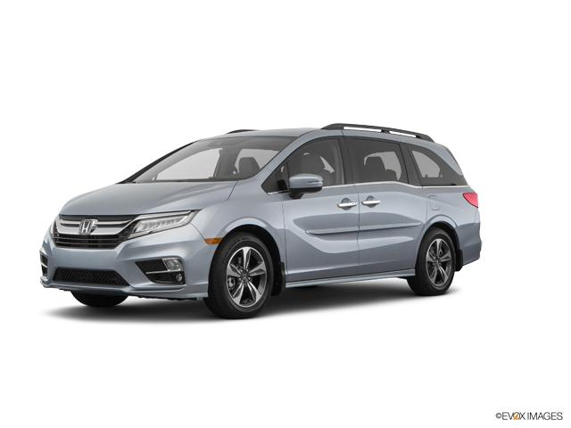 2018 Honda Odyssey Vehicle Photo in Greenville, NC 27834