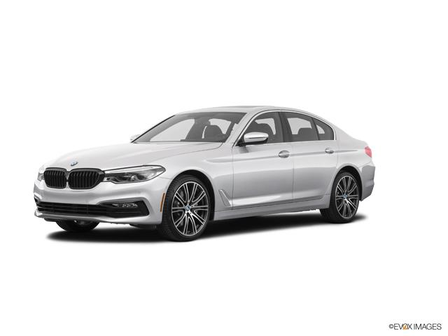 2018 BMW 540i Vehicle Photo in Charleston, SC 29407