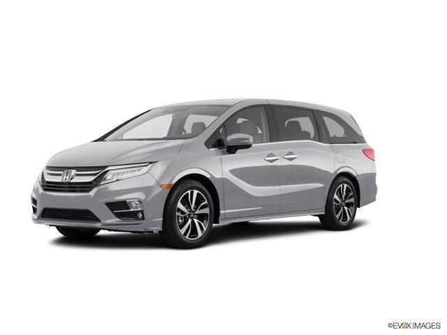 2018 Honda Odyssey Vehicle Photo in Richmond, VA 23233