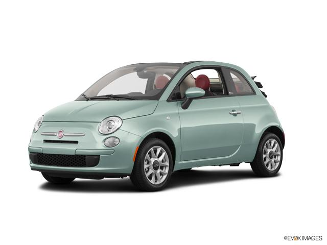 2017 FIAT 500c Vehicle Photo in Concord, NC 28027