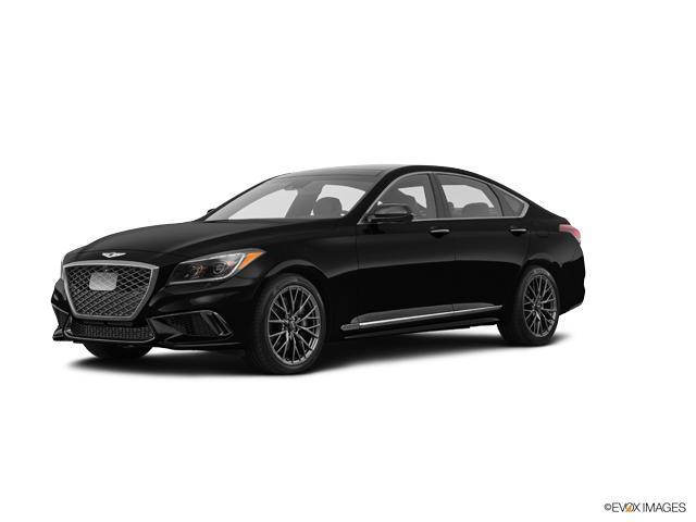 2018 Genesis G80 Vehicle Photo in Colorado Springs, CO 80905