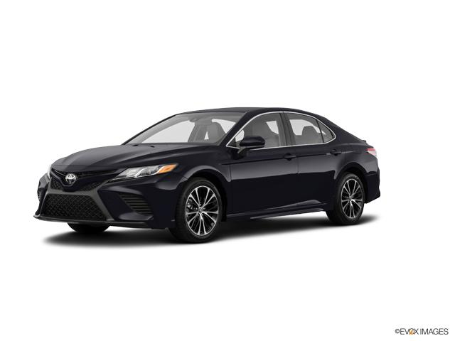 2018 Toyota Camry Vehicle Photo in Houston, TX 77546