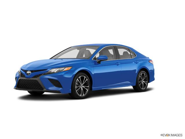 2018 Toyota Camry Vehicle Photo in Rome, GA 30161