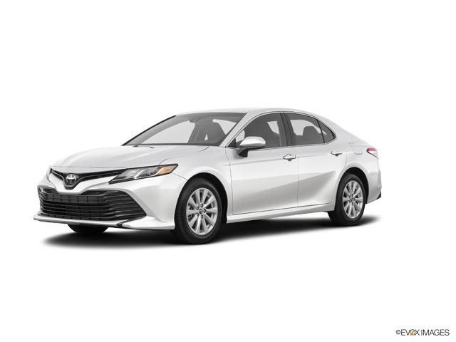 2018 Toyota Camry Vehicle Photo in El Paso, TX 79922