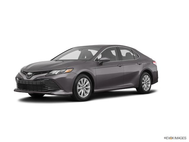 2018 Toyota Camry Vehicle Photo in Baton Rouge, LA 70806