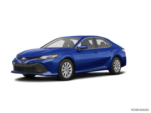 2018 Toyota Camry Vehicle Photo in Oshkosh, WI 54904