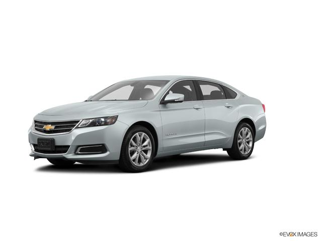 2018 Chevrolet Impala Vehicle Photo in Glenwood Springs, CO 81601
