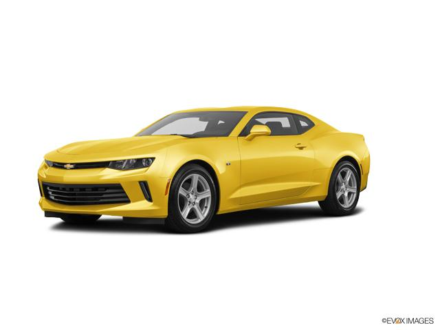 2018 Chevrolet Camaro Vehicle Photo in Odessa, TX 79762