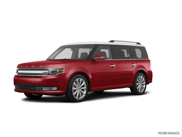 2018 Ford Flex Vehicle Photo in Charlotte, NC 28227