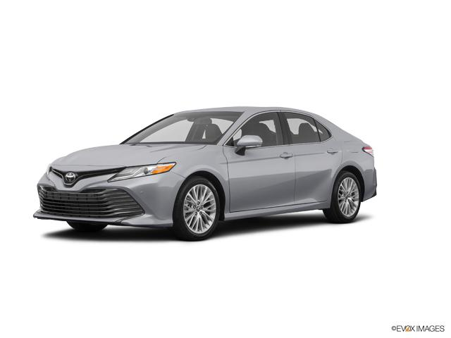 2018 Toyota Camry Vehicle Photo in San Angelo, TX 76903