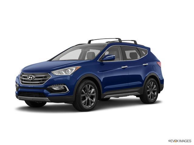 2018 Hyundai Santa Fe Sport 2.0T Ultimate Auto AWD Nightfall Blue 4D