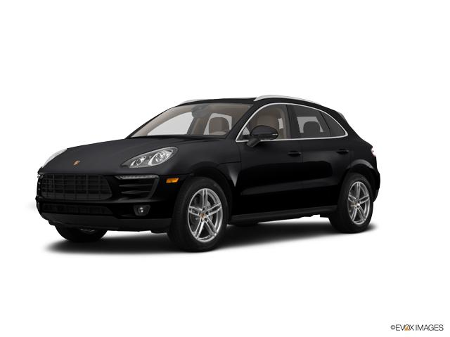2018 Porsche Macan Vehicle Photo in Appleton, WI 54913