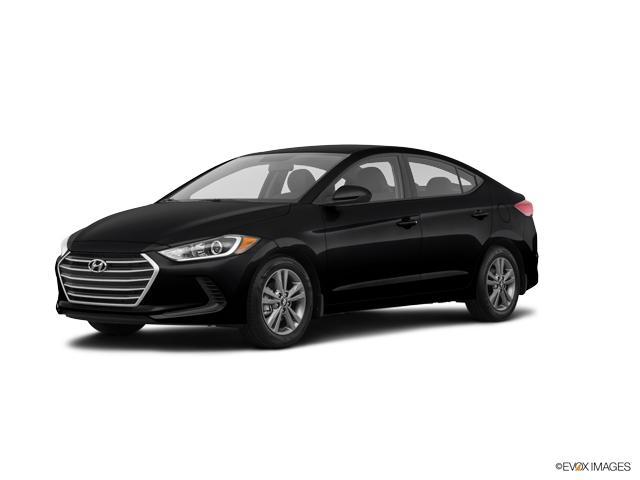Select 2018 Hyundai Elantra