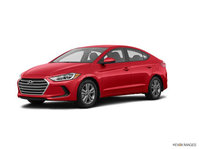 2018 Hyundai Elantra Vehicle Photo in Great Falls, MT 59401