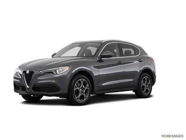 2018 Alfa Romeo Stelvio Vehicle Photo in Appleton, WI 54913