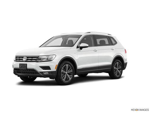 2018 Volkswagen Tiguan Vehicle Photo in Joliet, IL 60435