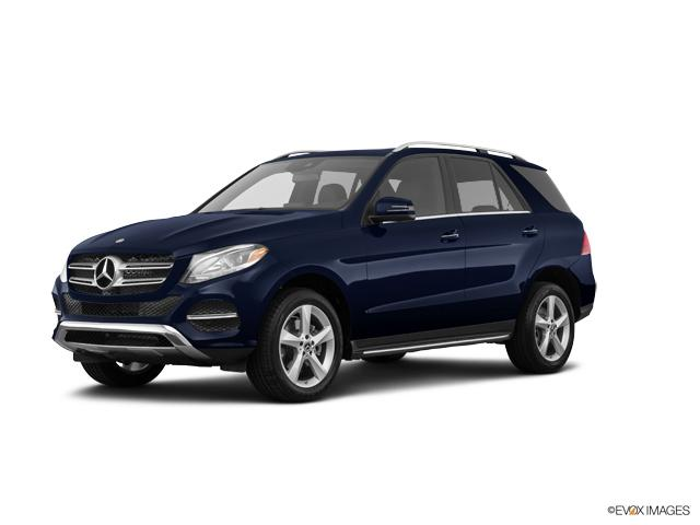 New 2018 mercedes benz gle lunar blue metallic suv for for Mercedes benz north houston service coupons