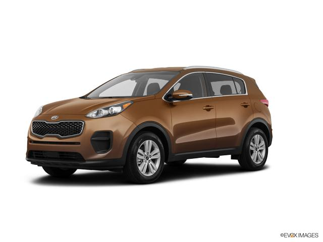 2018 Kia Sportage Vehicle Photo in Oshkosh, WI 54904