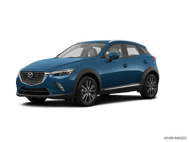 New 2018 Mazda Cx 3 Crystal Blue For Sale In Rockville