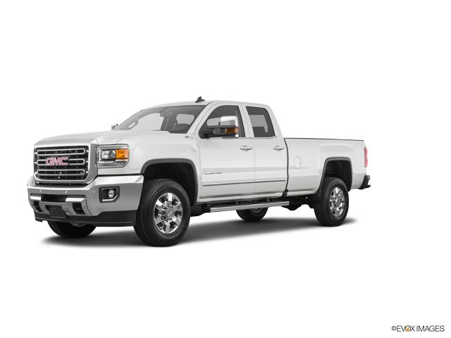 Glynn Smith Chevrolet >> New 2018 GMC Sierra 2500HD Double Cab Standard Box 4-Wheel ...