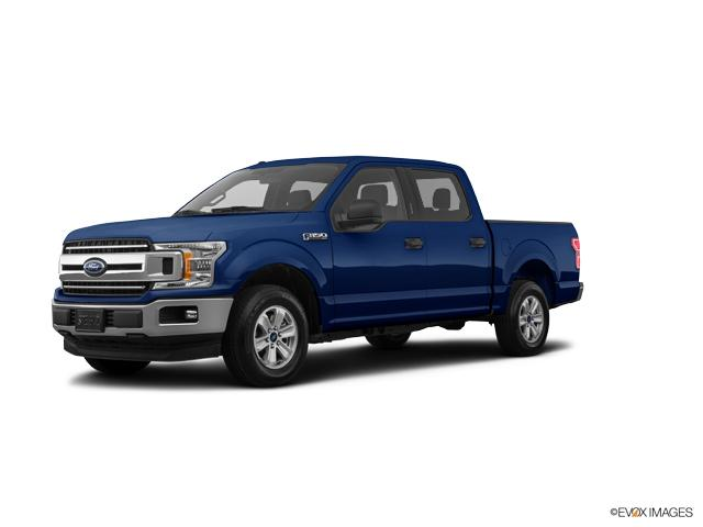 2018 Ford F-150 Vehicle Photo in Greensboro, NC 27405