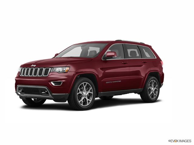 2018 Jeep Grand Cherokee Vehicle Photo in Augusta, GA 30907