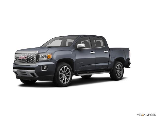 2018 GMC Canyon Vehicle Photo in Cary, NC 27511