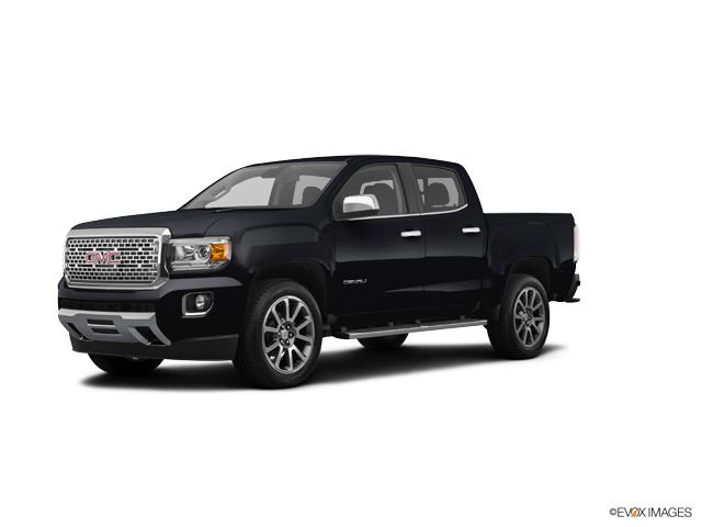 2018 GMC Canyon Vehicle Photo in Madison, WI 53713