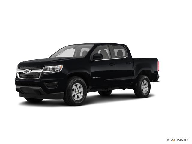 2018 Chevrolet Colorado Vehicle Photo in Odessa, TX 79762