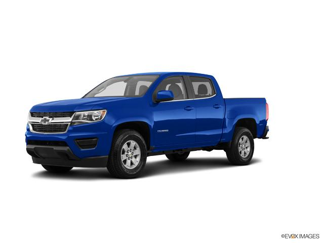 2018 Chevrolet Colorado Vehicle Photo in Williston, ND 58801