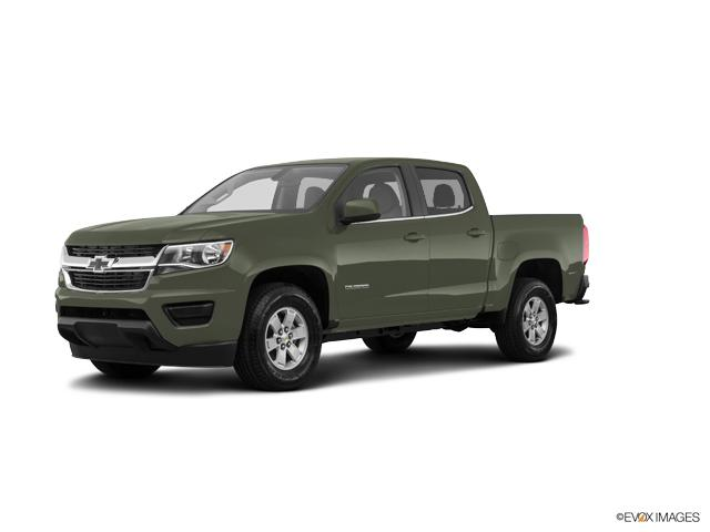 2018 Chevrolet Colorado Vehicle Photo in Helena, MT 59601